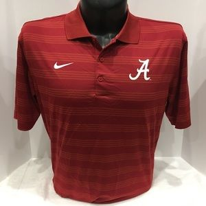 Adult Nike University Alabama Crimson Tide Shirt